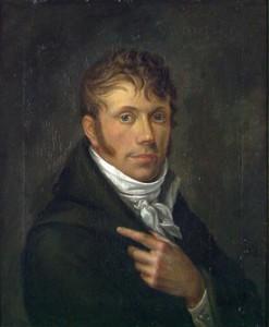 Jacob Munch - selvportrett