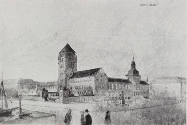 f8d26413f7c6 Rådhuset – ikke et Columbi egg – Oslohistorie