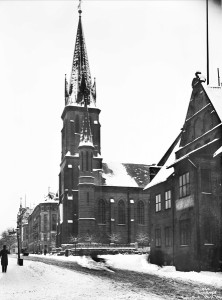kirke christiania torg