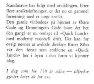 Fra Aftenposten 28.11.1968