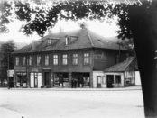 Foto: Johannes Holmsen, ca 1910. Oslo museum.