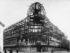 Bygningen sto ferdig i 1922. Her i 1921, fotografert av Anders B. Wilse. (Oslo museum)
