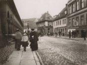 Ca 1895-1900. Ukjent fotograf, Oslo museum.