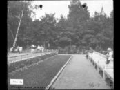 Reichweins plass i 1922. Foto Væring/Oslo museum