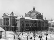 (Foto: Andreas Wilse 1907, Oslo museum)